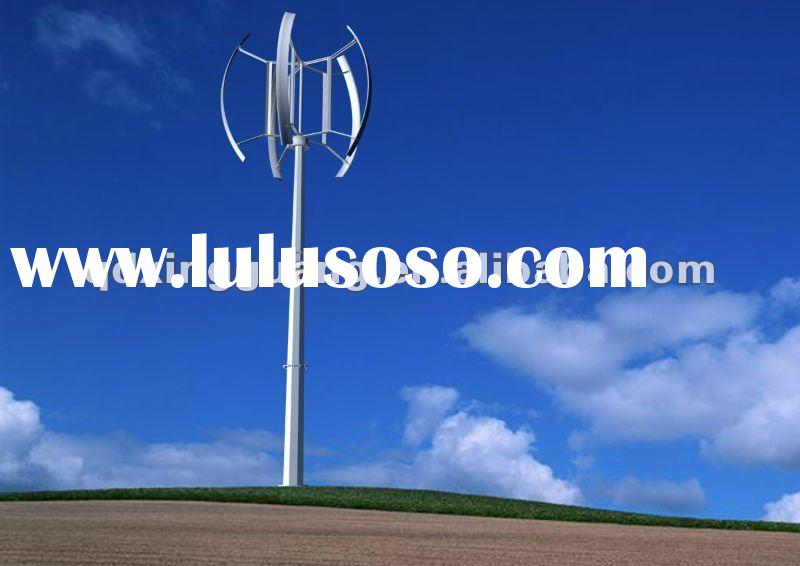 VAWT 3kw vertical axis wind turbine