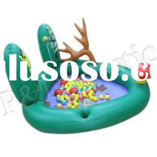 Water slip Swimming Pool,ball pit ,play ball pool