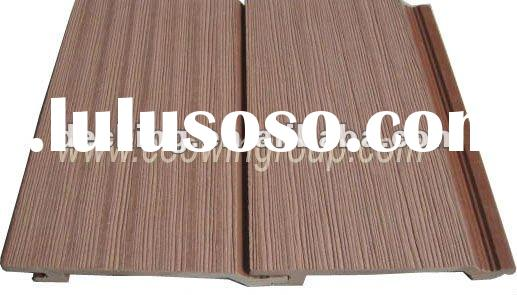 Wood Plastic Decorative Wall Panel and Ceiling