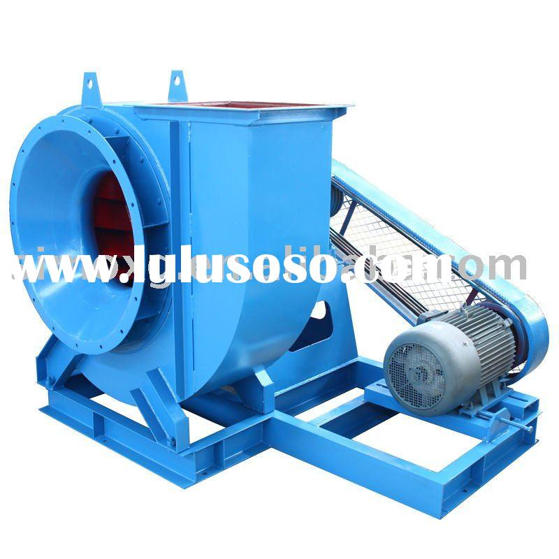 Dust Removal Fans : Oneida dust removal equipment
