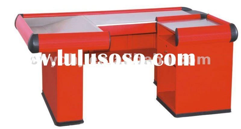 YD-R0008 Simple Retail Counters For Sale Direct From Factory
