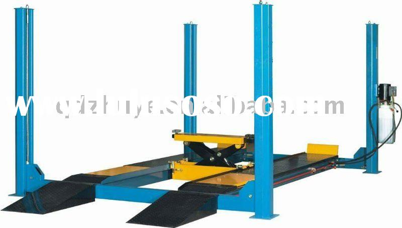 alignment lifts;four post car lifts