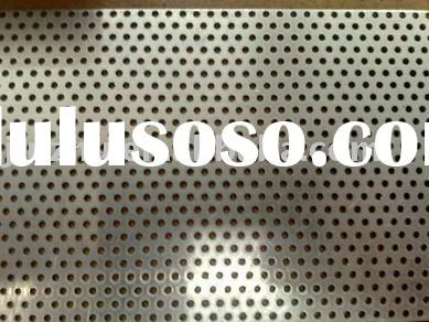 aluminum perforated sheet made in china