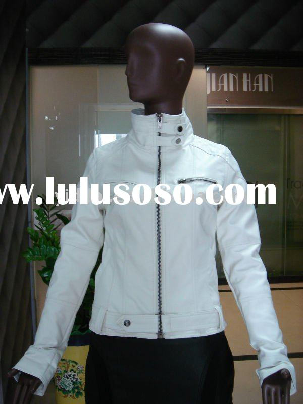 clothing factory in china for leather jackets