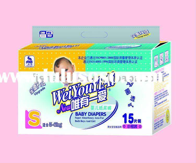 disposable adult baby diapers: 1.Product Details: Size Specification ...