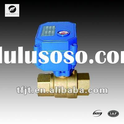 electric/manual valve CWX-15N for water treatment,drinking water,water meter,air-conditioning