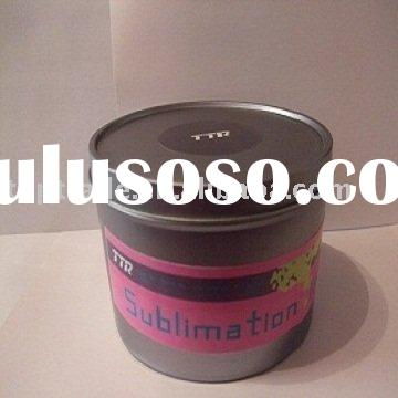 fabric printing sublimation ink for offset machine