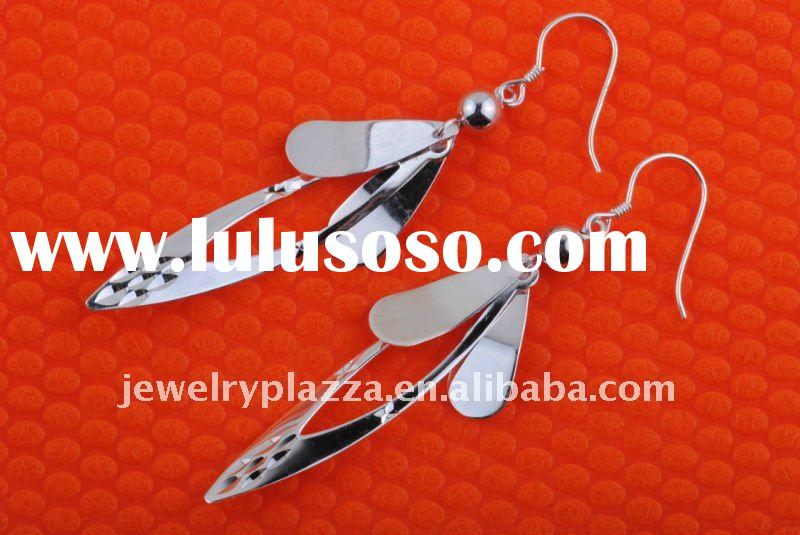 fashion jewelry 925 sterling silver earrings EH005
