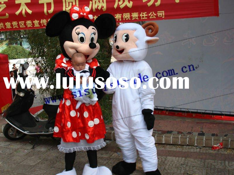 female mickey mouse cartoon character