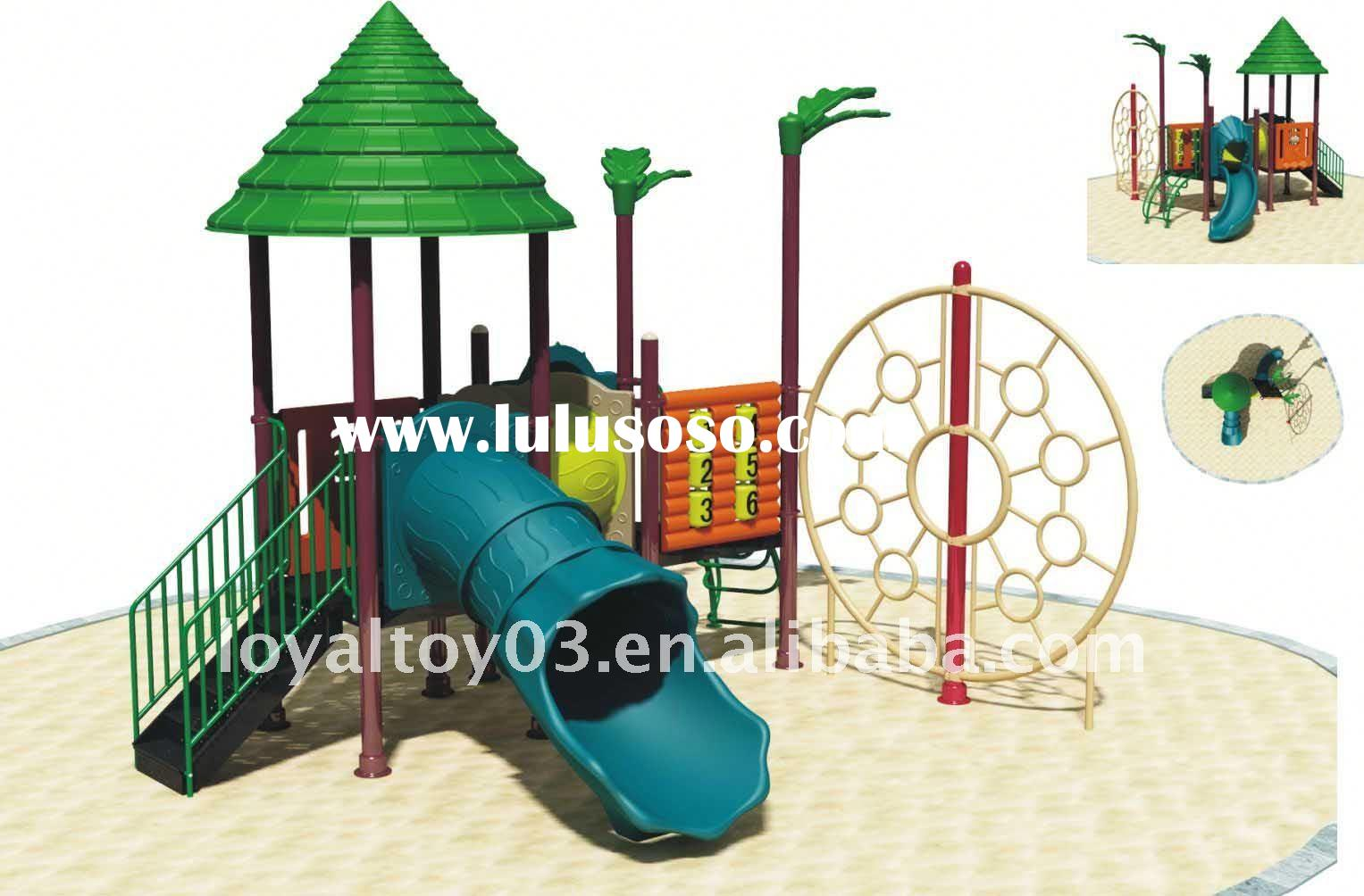 free play structure plans