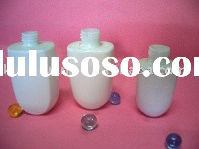 glass bottle/glass cream jar/cosmetic package