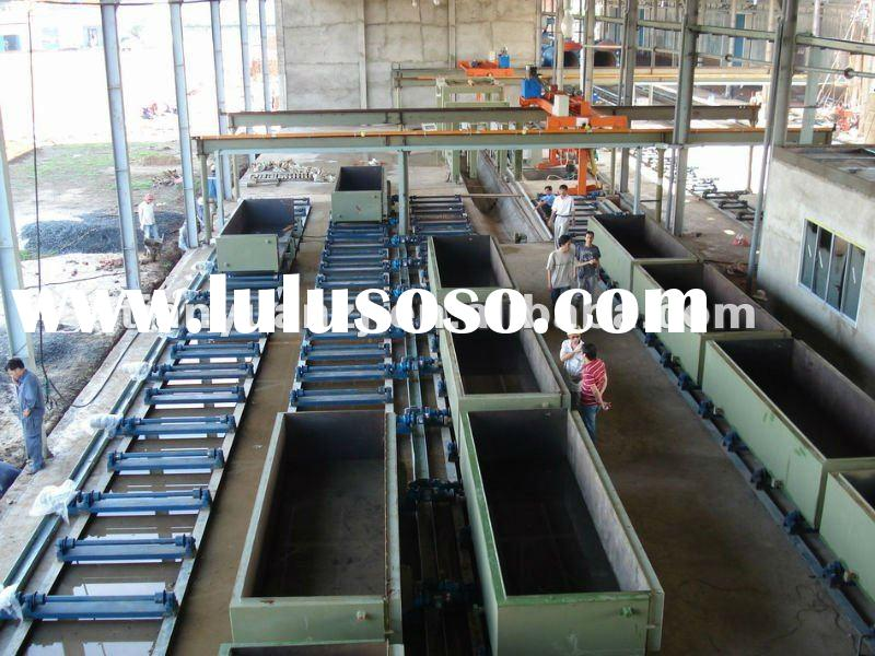 light weight concrete block/AAC production line/lightweight blocks manufacture