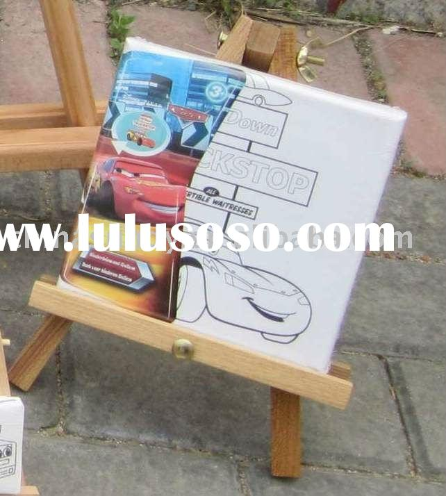 mini art easel set