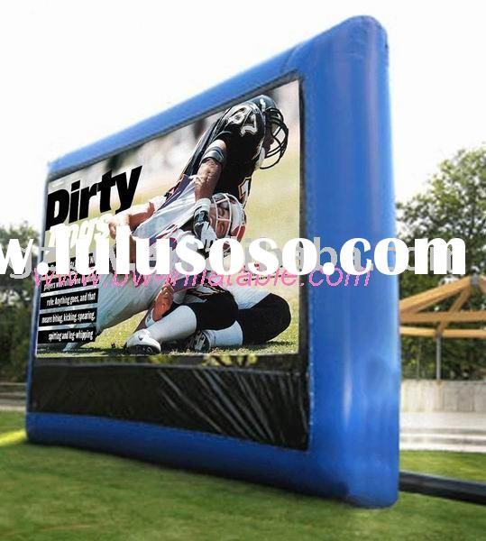 movie screen/inflatable screen/outdoor projection screen