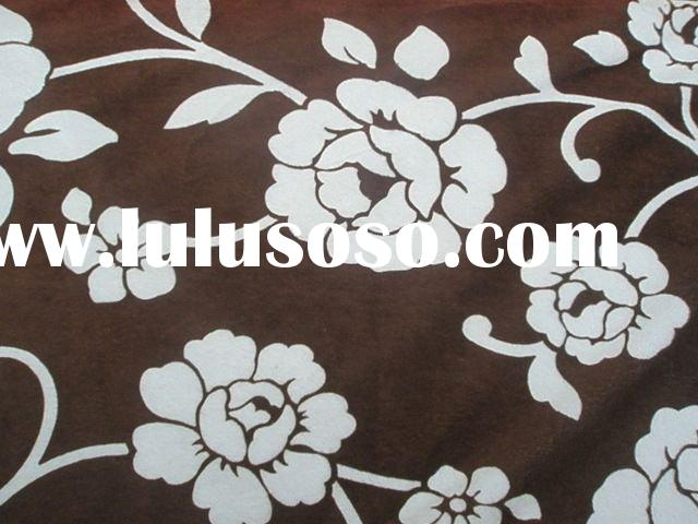 nature print fabrics print cotton fabric