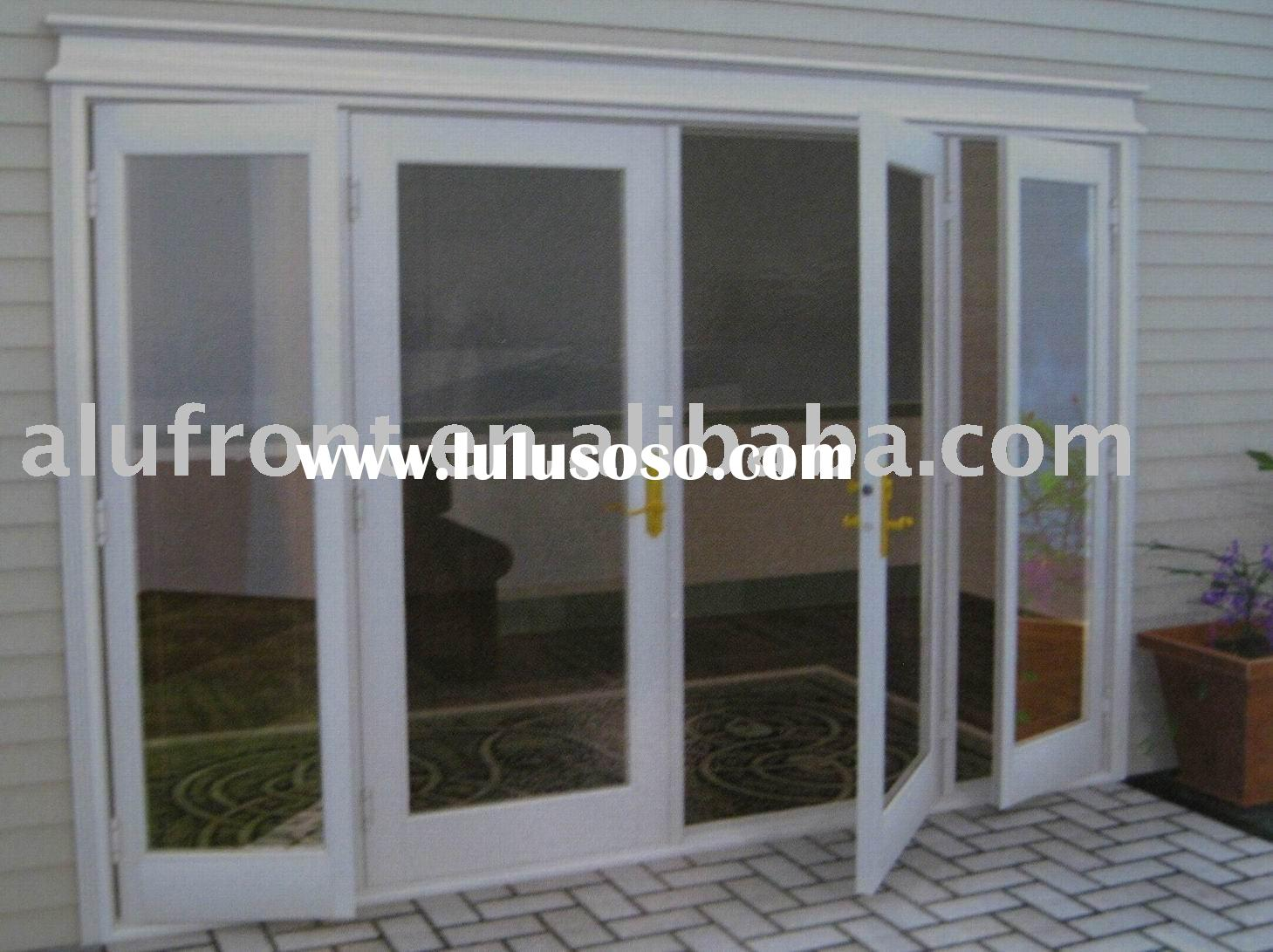 Home entrance door aluminium french doors prices for Residential french doors