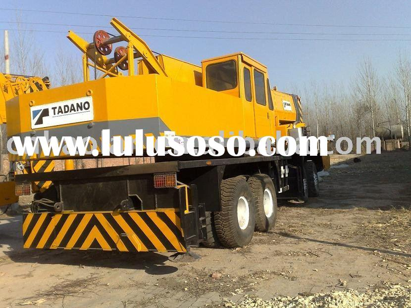 secondhand crane 80t for sale(secondhand crane original used crane old crane)