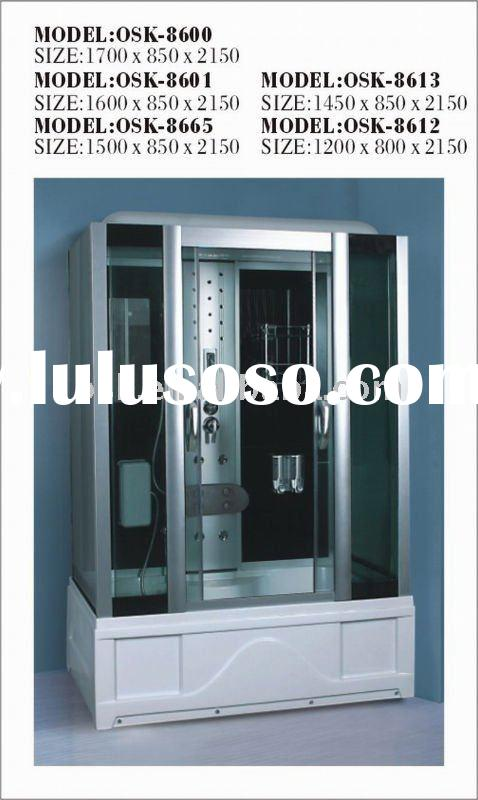 shower room,steam room,shower enclosure,massage bathtub,