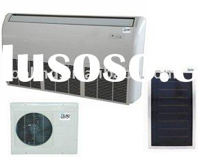 solar air conditioning system ceiling and stand type
