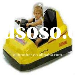 super funny battery powered bumper car for kids