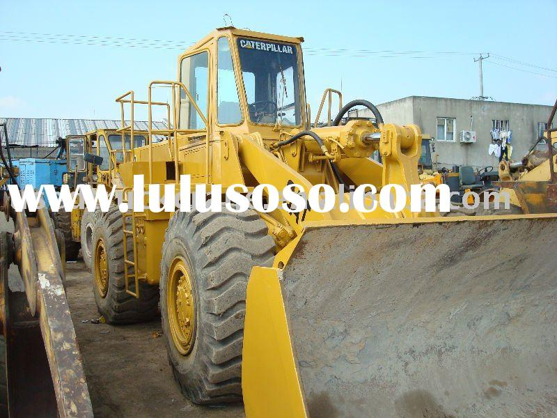 used loader CAT 966E