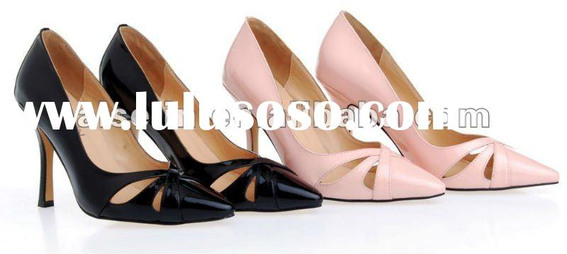 wholesale 2012 new style brand women's shoes women's high heel pumps shoes