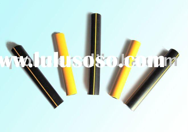 yellow PAP gas pipe