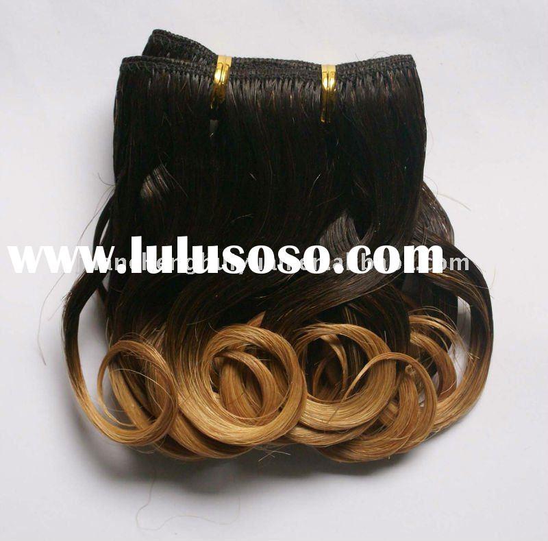 100% remy human hair, new wave hair products,superior human hair waving