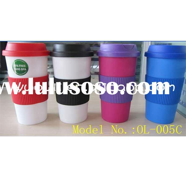 16OZ double wall insulated coffee Mugs Cup