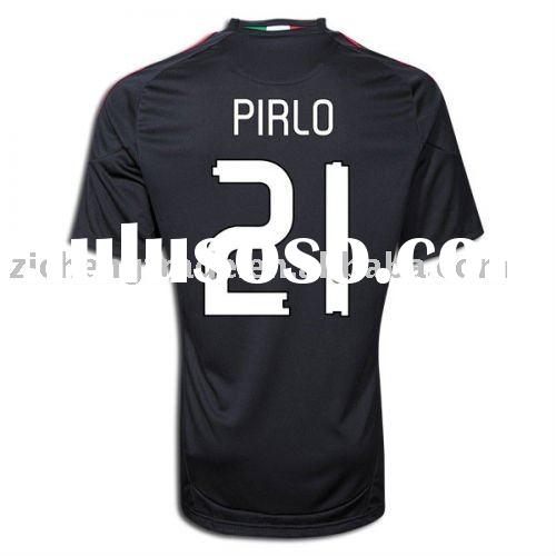 2010-2011 AC Milan Thailand Quality Football Shirt