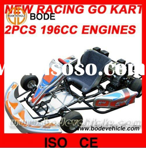 how to build a racing go kart engine