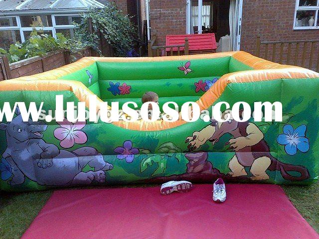 2012 inflatable ball pit