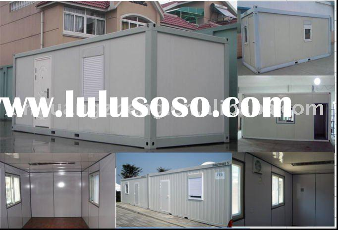 20'ft or 40'ft transformed or assembled modular container house