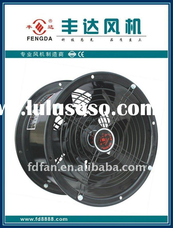 220V/380V industrial exhaust fan/LOW NOISE HIGH POWER AXIAL FLOW FANS