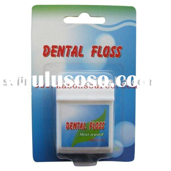 22 dental floss