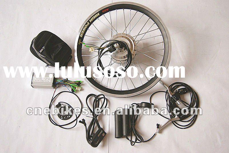 24v/36v 180w-250w brushless gearless hub motor e-bikes electric parts