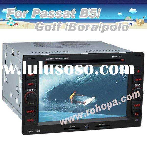 2 din 7 inch car dvd player for VW Passat B5/Golf 4/Bora/polo