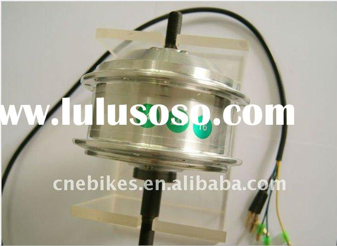 36v 250w geared brushless hub motor for electric bike