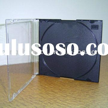 5.2mm Slim Black CD Case/CD Box/CD Holder