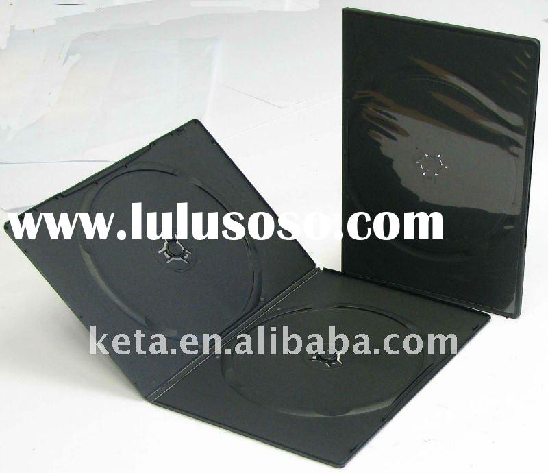 5.2mm Super Slim DVD Case Double Black