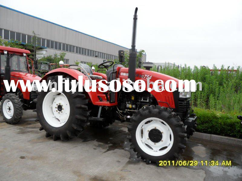 75hp 4WD tractor pricelist