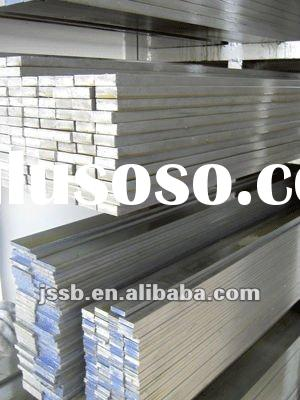 AISI 304 polished stainless steel flat bar factory direct sales