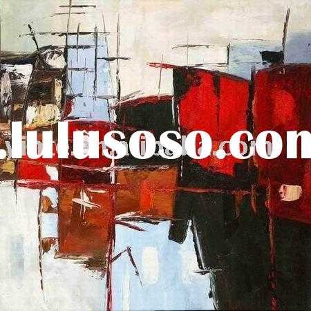 Abstract oil painting Great style beautiful ytccx363