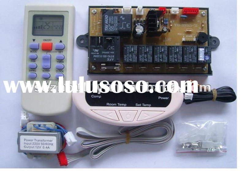 Air conditioner controllers & Universal A/C control (ZL-U10AM)