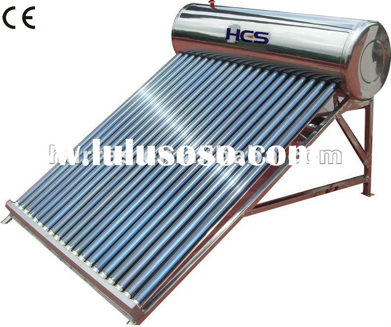 All Stainless Steel solar water heater