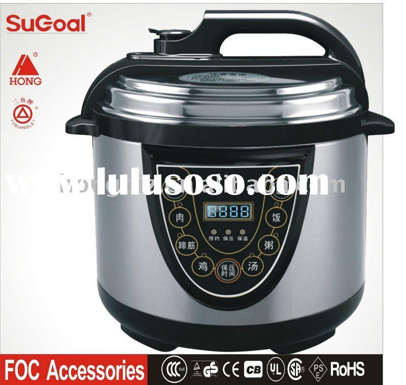 Automatic Electric Pressure Cooker , non-stick pressure cooker