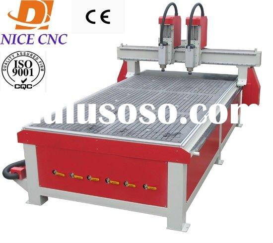 BD-1325 CNC router with vacuum