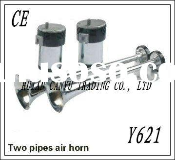 CE, Pipe Air Horn & Music Air Horn , Chrome(Y621)