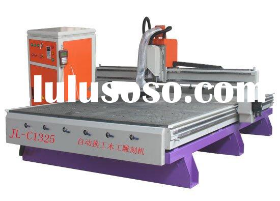 CNC Auto Tool Changer woodworking machine