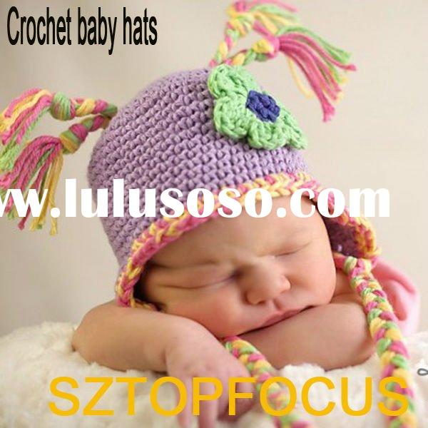 CROCHET ANIMAL HAT KNITTING PATTERNS FOR NEWBORN Kids Knitting Patterns